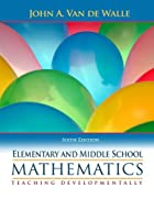 Elementary and Middle School Mathematics:…