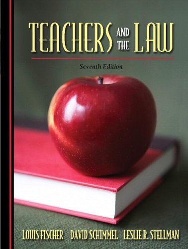 teachers-and-the-law-7th-edition