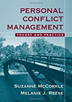 Personal Conflict Management: Theory and…