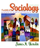 Essentials of Sociology: A Down-to-Earth…