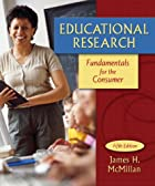 Educational Research: Fundamentals for the…