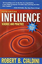 Influence: Science and Practice (5th…