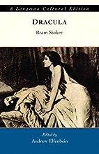 Dracula, A Longman Cutural Edition (Longman…