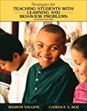 Vaughn, Sharon R.: Strategies for Teaching Students with Learning and Behavior Problems (with MyEducationLab) (7th Edition)