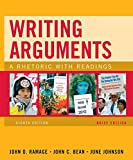 Ramage, John D.: Writing Arguments, Brief Edition: A Rhetoric with Readings (8th Edition)