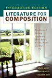Barnet, Sylvan: MyLiteratureLab Student Access Code Card for Literature for Composition, Interactive Edition (standalone) (8th Edition)