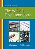 Rosa, Alfred / Eschholz, Paul: The Writer's Brief Handbook