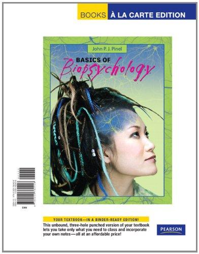 basics-of-biopsychology-books-a-la-carte-edition