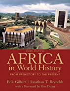 Africa in World History Plus MySearchLab…