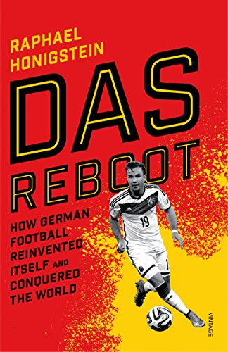 Cover of Das Reboot by Raphael Honigstein