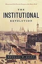 The Institutional Revolution: Measurement…