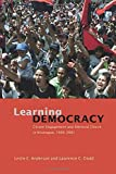 Dodd, Lawrence C.: Learning Democracy: Citizen Engagement And Electoral Choice In Nicaragua, 1990-2001