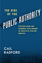 The Rise of the Public Authority:…