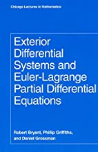 Exterior differential systems and…