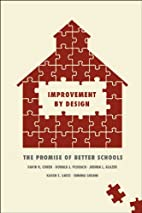 Improvement by Design: The Promise of Better…