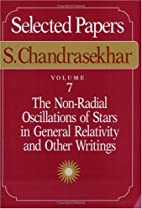 Selected Papers, Volume 7: The Non-Radial…