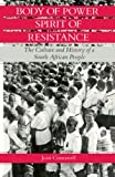 Jean Comaroff: Body of Power, Spirit of Resistance: The Culture and History of a South African People
