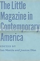 The Little Magazine in Contemporary America…