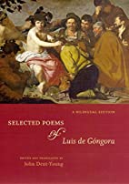 Selected Poems of Luis de Gongora: A…