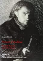 Memoirs of the Blind: The Self-Portrait and…
