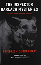 The Inspector Barlach Mysteries by Friedrich…