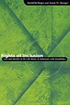 Rights of Inclusion: Law and Identity in the…