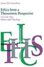 Ethics from a Theocentric Perspective,…