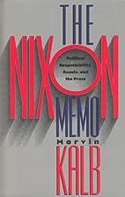 The Nixon Memo: Political Respectability,…