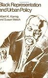 Karnig, Albert: Black Representation and Urban Policy