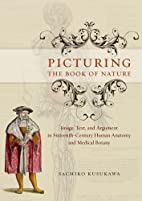 Picturing the Book of Nature: Image, Text,…