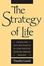 The Strategy of Life: Teleology and…