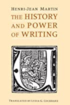 The History and Power of Writing by…