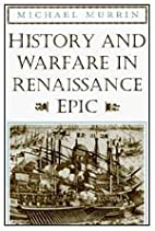 History and Warfare in Renaissance Epic by…
