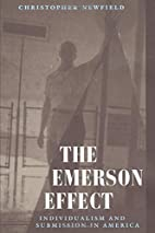 The Emerson Effect: Individualism and…