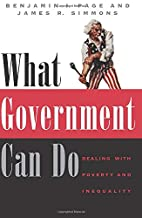 What Government Can Do: Dealing With Poverty…