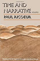 Time and Narrative, Volume 1 (Time &&hellip;