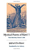 The Mystical Poems of Rumi 1 (UNESCO…