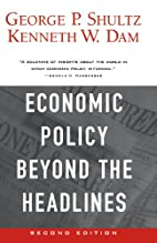 Economic Policy Beyond the Headlines by…