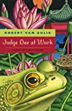 Gulik, Robert Hans Van: Judge Dee at Work: Eight Chinese Detective Stories