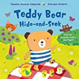 Edwards, Pamela D.: Teddy Bear Hide-and-seek: A Lift-the-flap Book