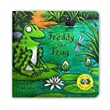Scheffler, Axel: Freddy the Frog Jigsaw Book