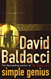 David Baldacci: Simple Genius (AUTHOR SIGNED)