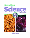 Glover, David: MacMillan Science 5: Teacher's Book