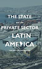 The State and the Private Sector in Latin…