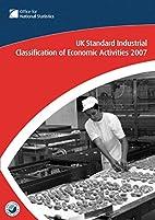 UK Standard Industrial Classification of…