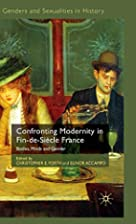 Confronting Modernity in…