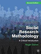 Social Research Methodology: A Critical…
