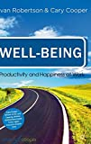 Cooper, Cary L.: Well-being: Productivity and Happiness at Work
