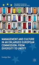 Management and Culture in an Enlarged…