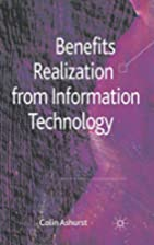 Benefits Realization from Information…